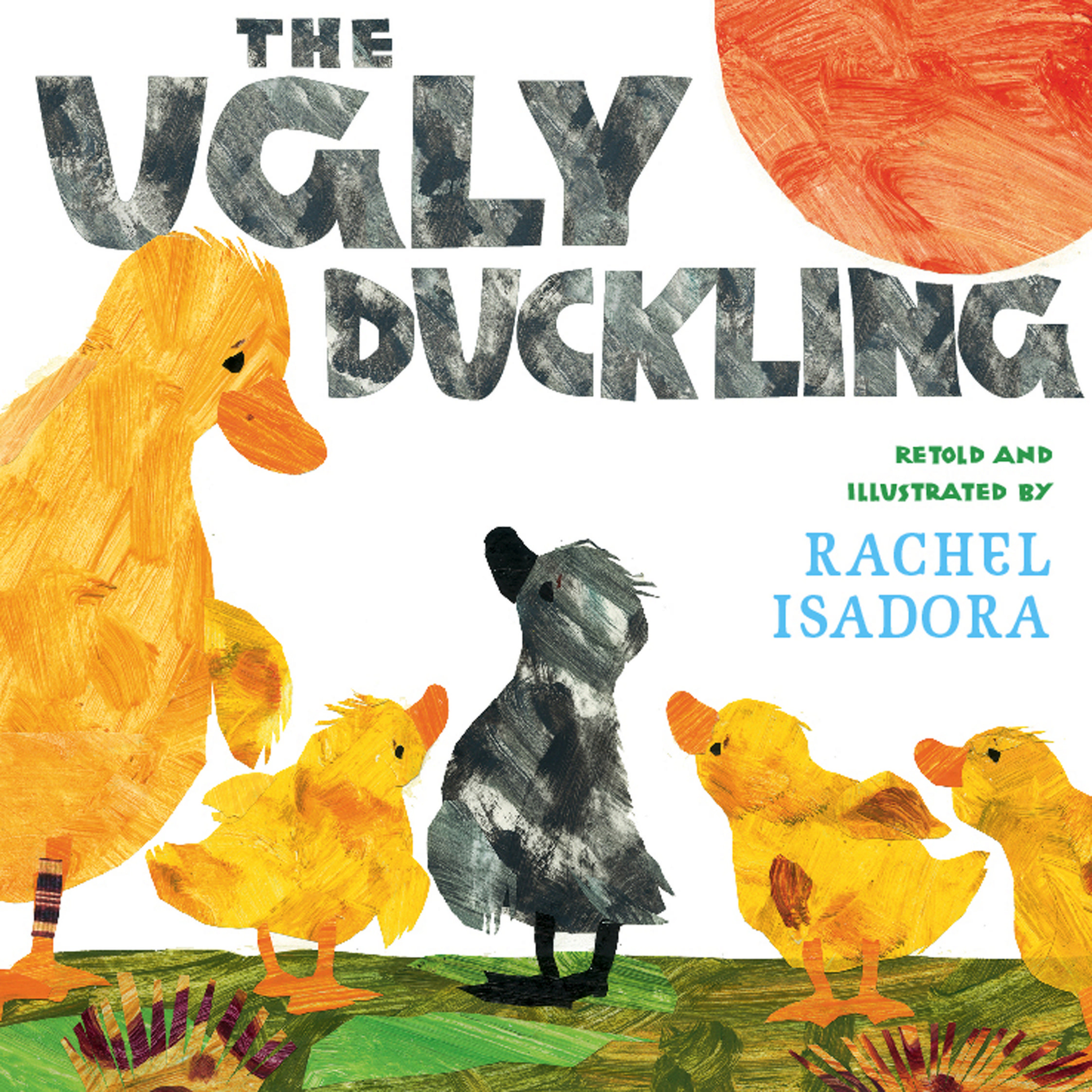 The Ugly Duckling by Isadora