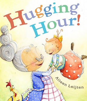 Hugging Hour by Leijten