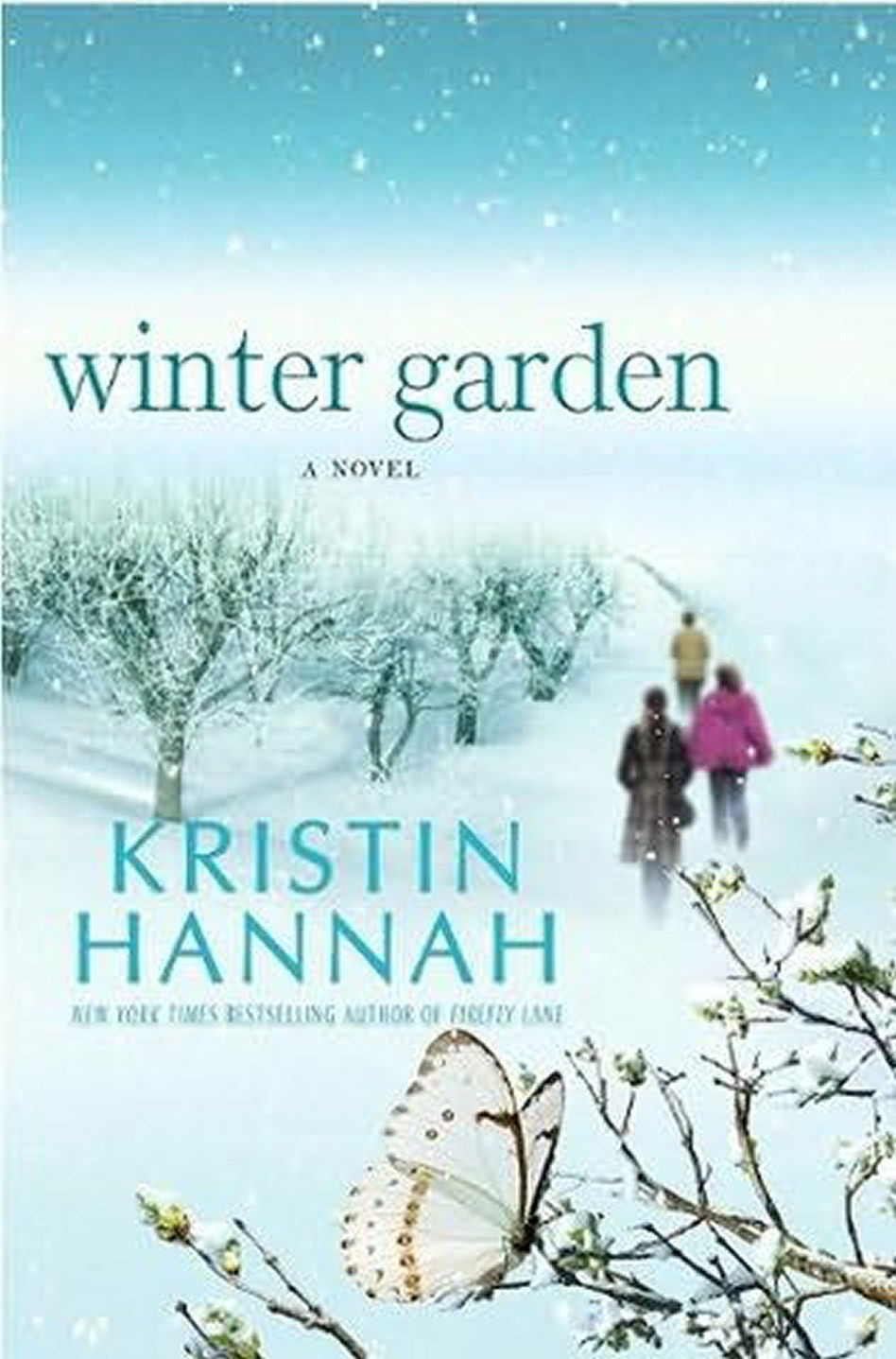 The Winter Garden by Hannah