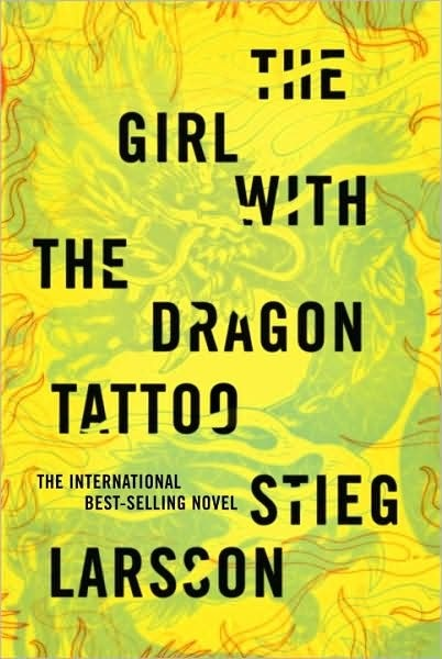 The Girl with the Dragon Tattoo by Larsson