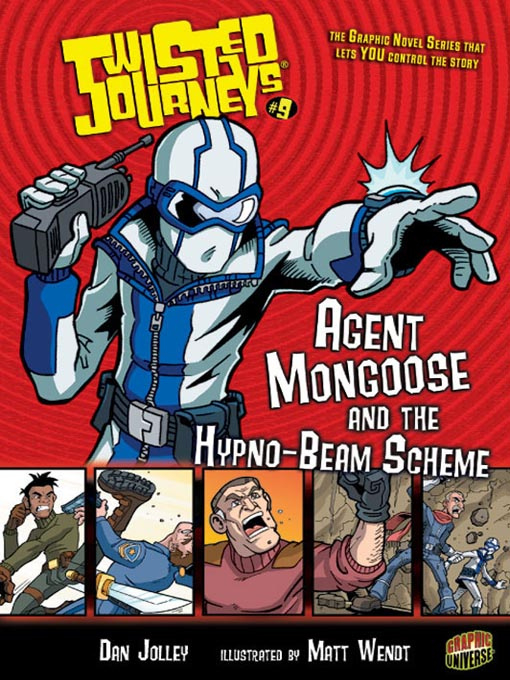 Twisted Journeys: Agent Mongoose & the Hypno-Beam Scheme