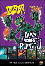 Twisted Journeys: Alien Incident on Planet J